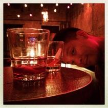 Cocktails at Black Jack Bar