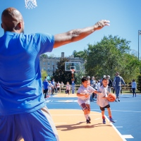Bobby Speisman Court Grand Re-Opening