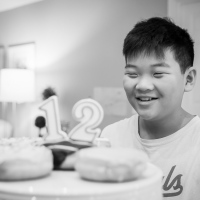 Lucas' 12th Birthday